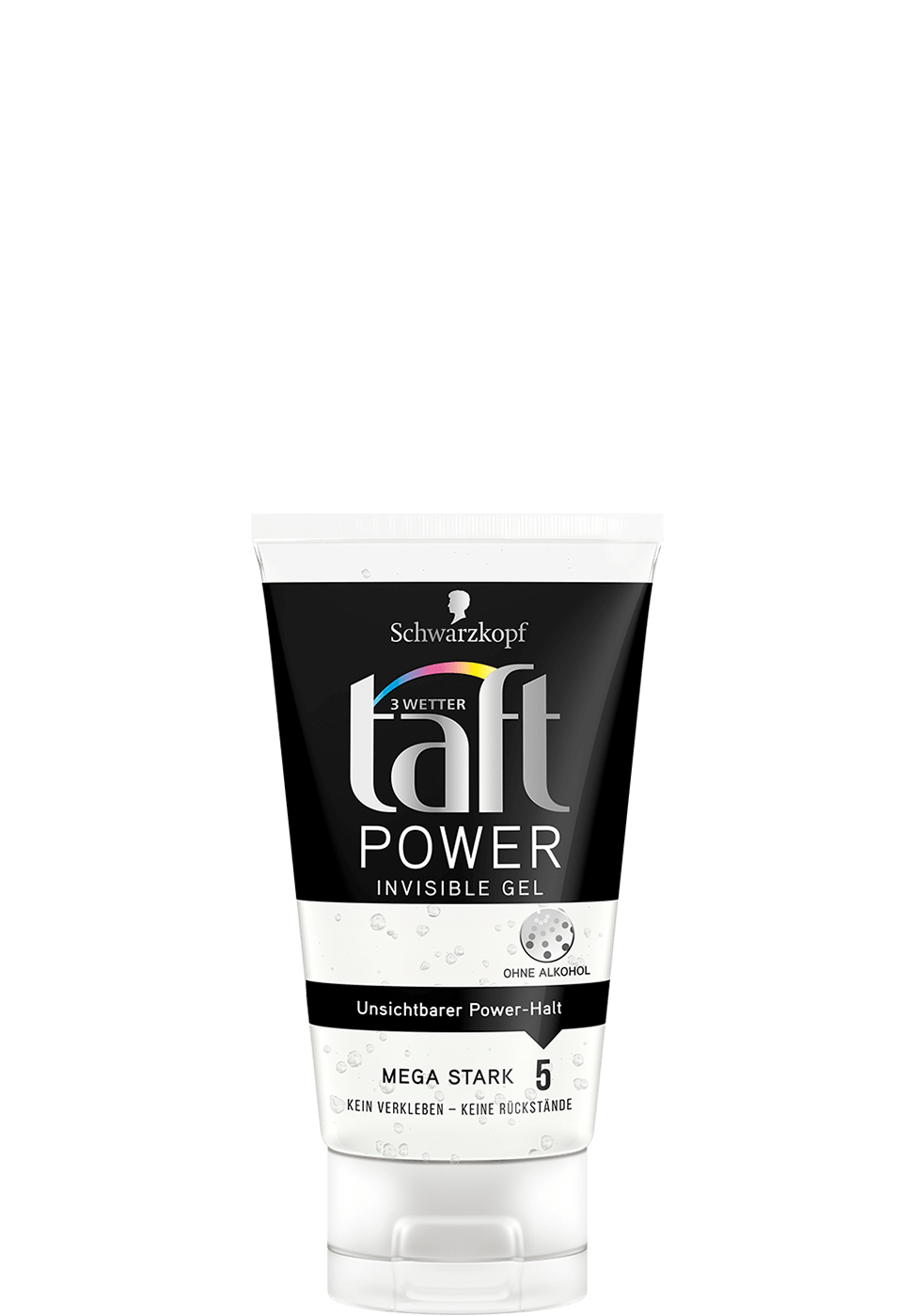 Taft Invisible Power Invisible Gel