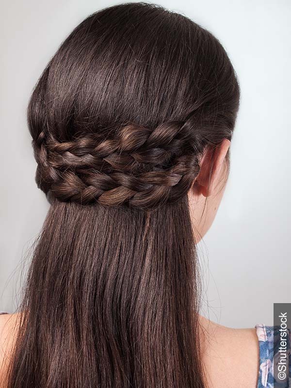Half Up Styles For Every Hair Length