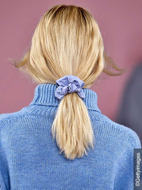 Scrunchies An Eighties Cult Classic Makes A Comeback