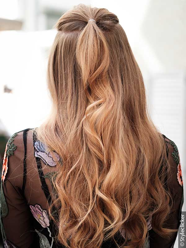 The Most Beautiful Summer Styles For Long Hair