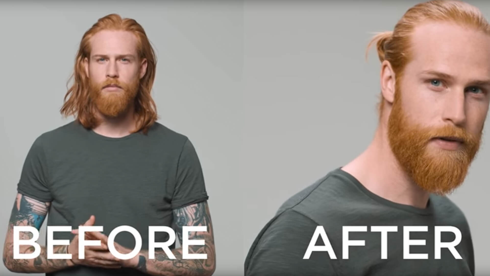 How To Style A Trendy Man Bun