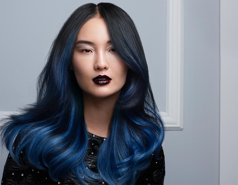Silver Gold Or Copper Metallic Hair Is Hot Right Now