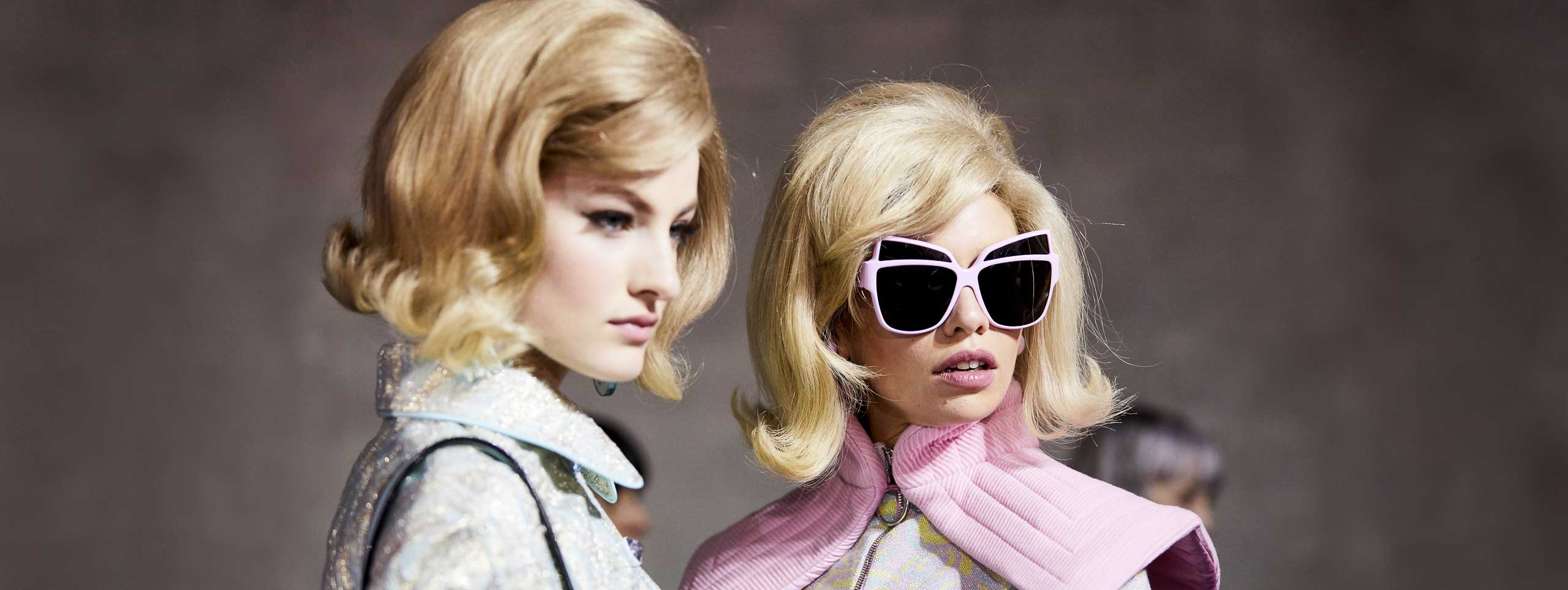 Trend Style The Long Bob With Sixties Bubble Flip