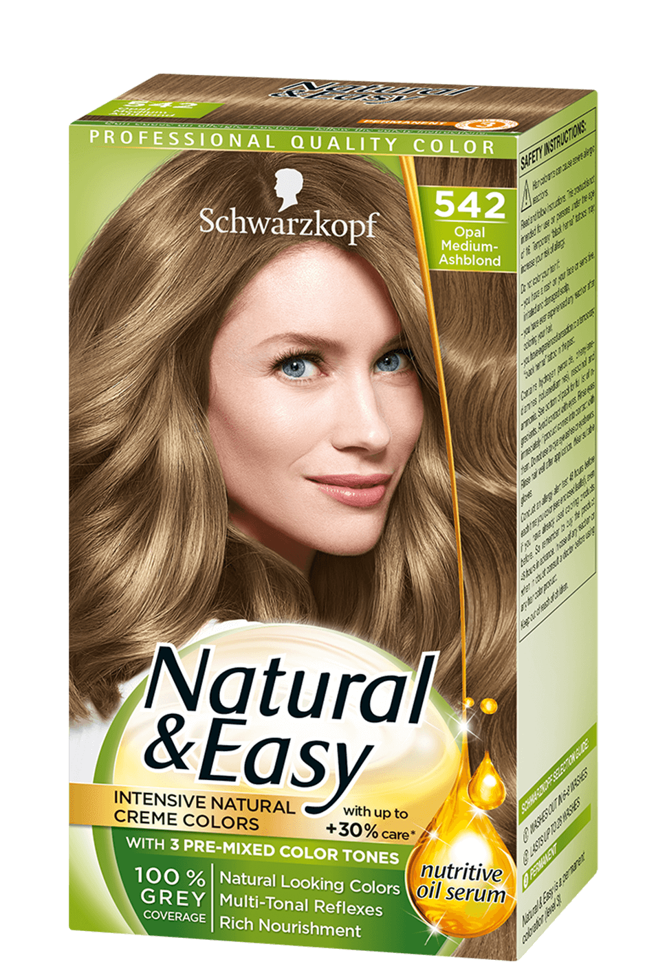 natural and easy