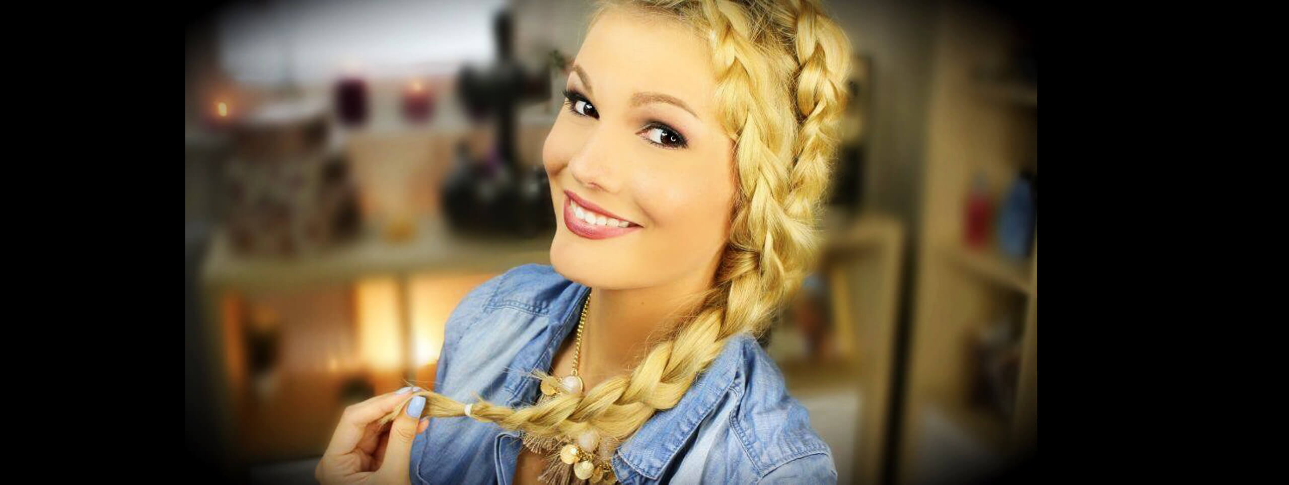 Video Blog With Hairstyling Instructions Puffel Pumm