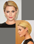 Short Hair Styles for Blondes: Rachael Taylor