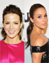 Hairstyles for Brown Hair: Kate Beckinsale and Meghan Markle