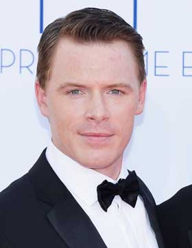 Men with Red Hair: Diego Klattenhoff