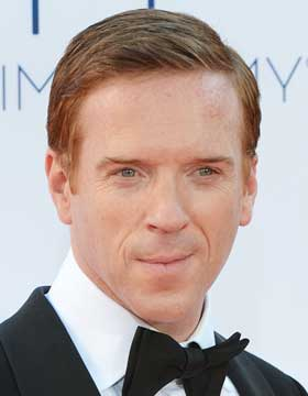 Men with Red Hair: Damian Lewis