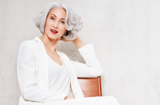 Grey wins: The best styles for mature hair