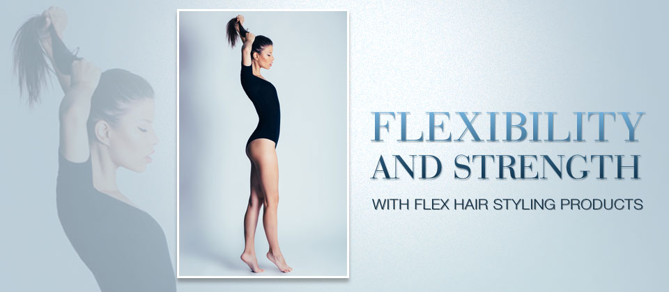Flexible Hairstyles with Long Hold