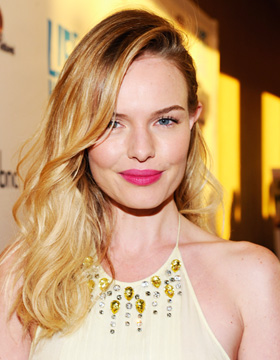 Quick Hairstyles: Kate Bosworth