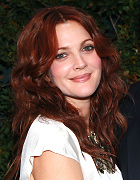 Stars Colour their Hair Red: Drew Barrymore
