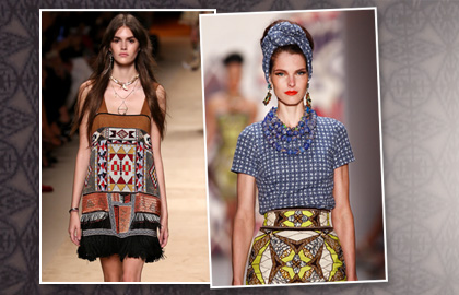 Hairstyling Ethnic Fashion Trend