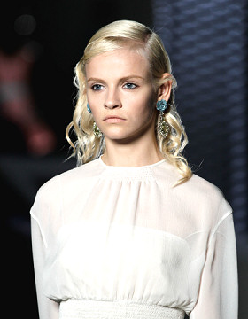 2012 Hair Styles by Prada
