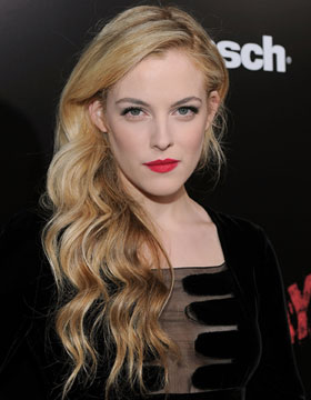 Matte Hair: Riley Keough