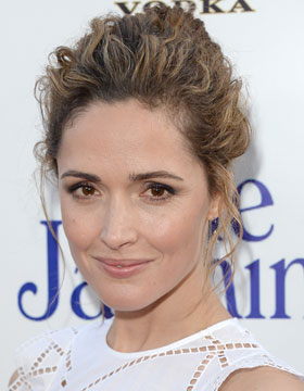 Matte Hair: Rose Byrne
