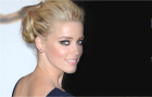 Party Hair Styles: Amber Heard