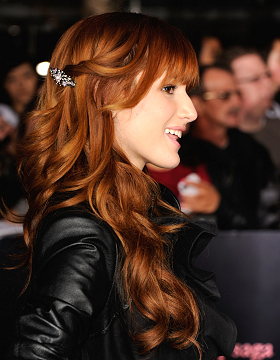 Party Hair Styles: Bella Thorne