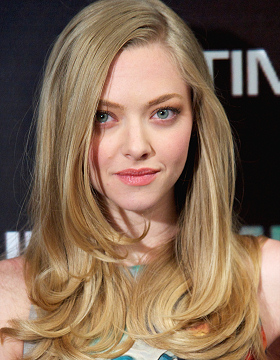 Party Hair Styles: Amanda Seyfried