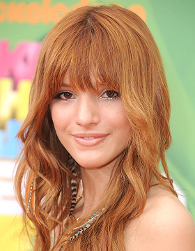 Fashionable Hair Feathers: Annabella Avery Thorne