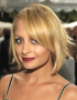 Nicole Richie hair extensions
