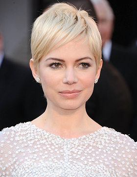 Short Haircut Michelle Williams
