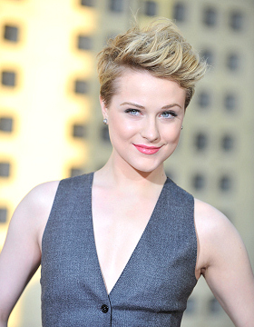 Short Haircut Evan Rachel Wood