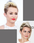 Women with Short Haircuts: Miley Cyrus