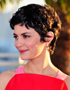 Women with Short Haircuts: Audrey Tautou