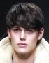 Hair Styles for Men Burberry Prorsum