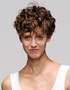 Short Modern Hairstyles: The Curly Top