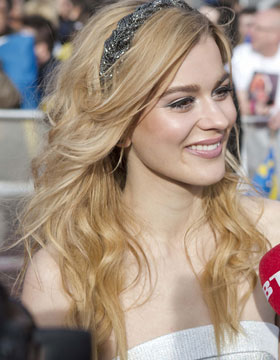 Hairstyles at the Eurovision Song Contest: Emmelie De Forest