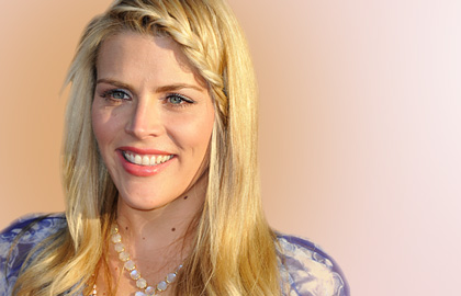 Busy Philipps' Frisur