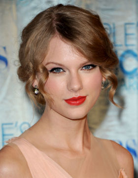 Hair Style Testing Taylor Swift