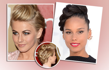 Hairstyles of Stars