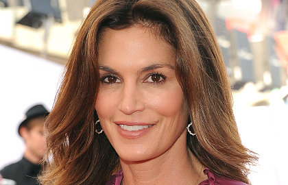 Hair Style of a Star: Cindy Crawford's Air Waves
