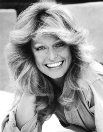Farrah Fawcett's Air Waves