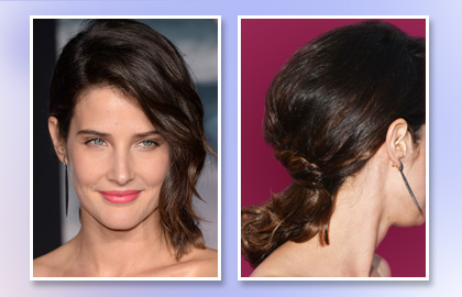 Cobie Smulders' Hairstyle