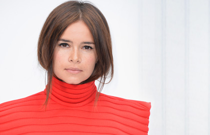 The Hairstyle of Miroslava Duma
