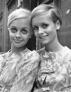 Sixties Pixie Haircut: Models Twiggy and Crumb
