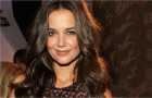Hair Style of the Stars: Katie Holmes' Long Curls
