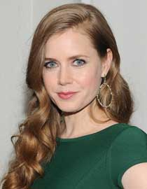 Amy Adams Finger Wave Hairstyle