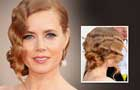 Amy Adams' Finger Wave Hairstyle