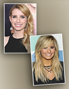 Meet the New Blondes: Emma Roberts and Demi Lovato