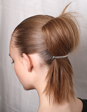 Festive Hair Styles: Marc by Marc Jacobs