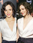 Festive Hairstyles for Christmas: Katharine McPhee