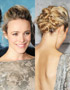 Festive Hairstyles for Christmas: Rachel McAdams
