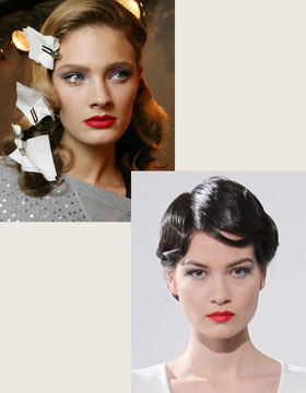 Gatsby-Style Finger Waves