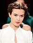 Hair Rolls: Carolina Herrera
